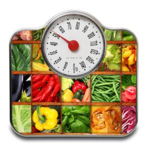 bilancia verdura