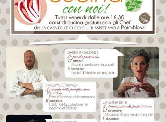 """PortaNova di Gualdo Tadino – """"Cucina con noi"""""""