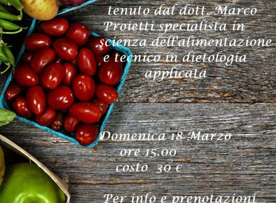 Cucino per te! – Corso di Cucina senza uso di prodotti animali
